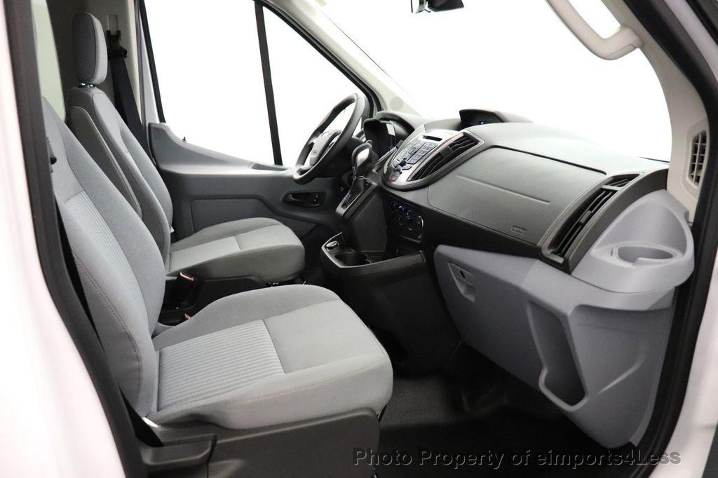 2018 Ford Transit Passenger Wagon CERTIFIED TRANSIT T350 Medium Roof XLT 12 PASSENGER - 18398370 - 34