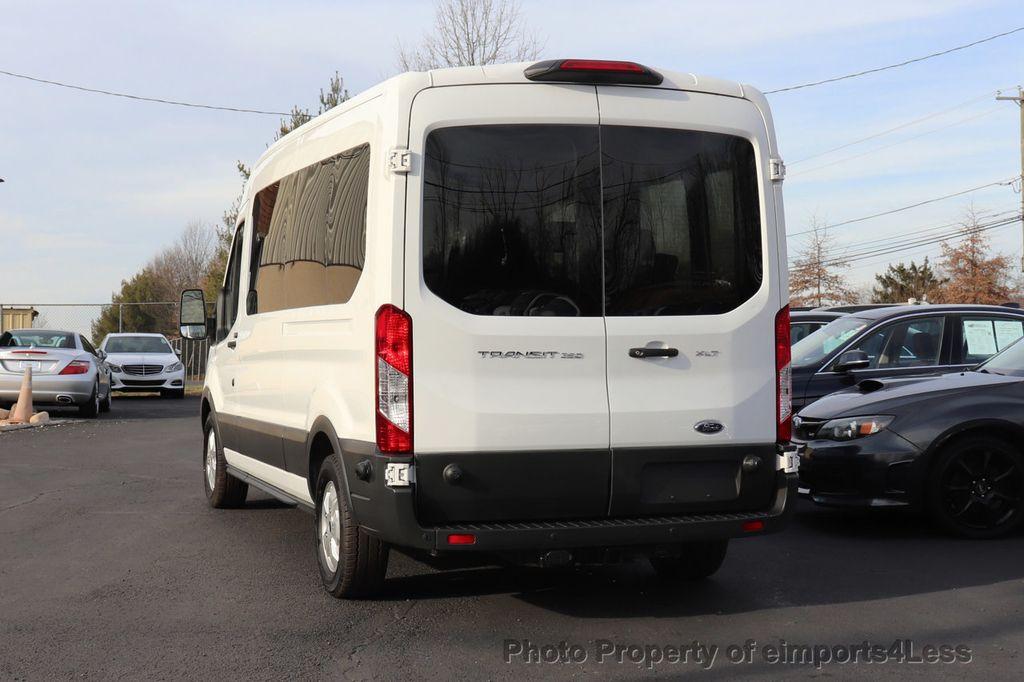 2018 Ford Transit Passenger Wagon CERTIFIED TRANSIT T350 Medium Roof XLT 12 PASSENGER - 18398370 - 40