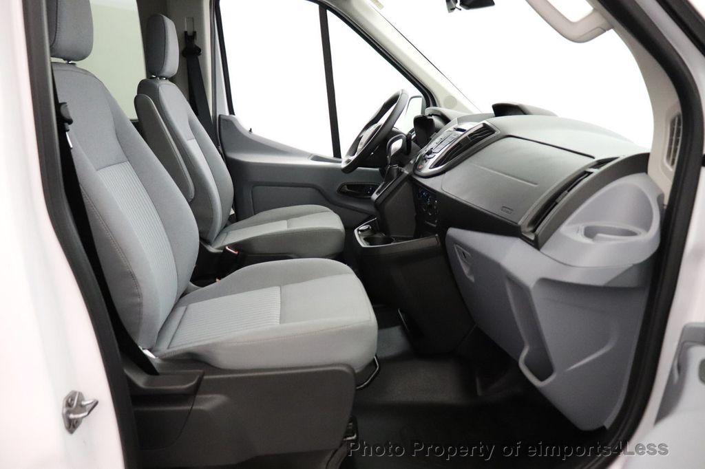 2018 Ford Transit Passenger Wagon CERTIFIED TRANSIT T350 Medium Roof XLT 12 PASSENGER - 18398370 - 43
