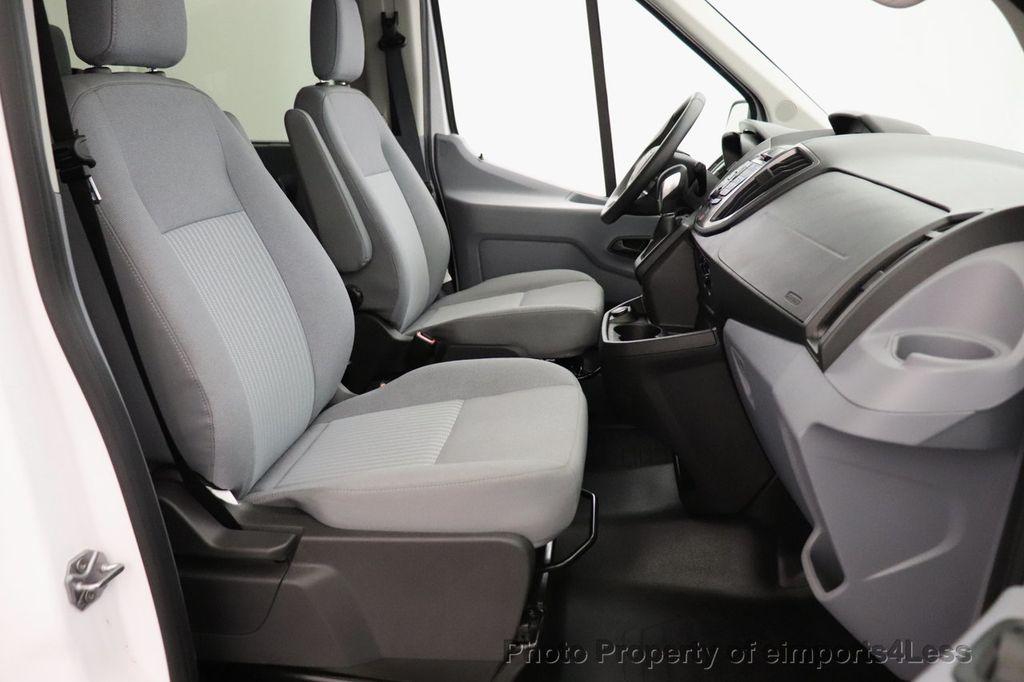 2018 Ford Transit Passenger Wagon CERTIFIED TRANSIT T350 Medium Roof XLT 12 PASSENGER - 18398370 - 7