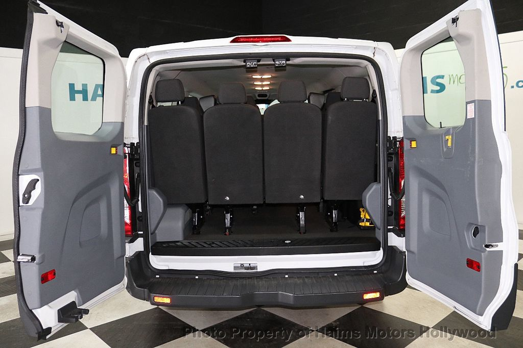 """2018 Ford Transit Passenger Wagon T-350 148"""" Low Roof XLT Swing-Out RH Dr - 18596534 - 9"""