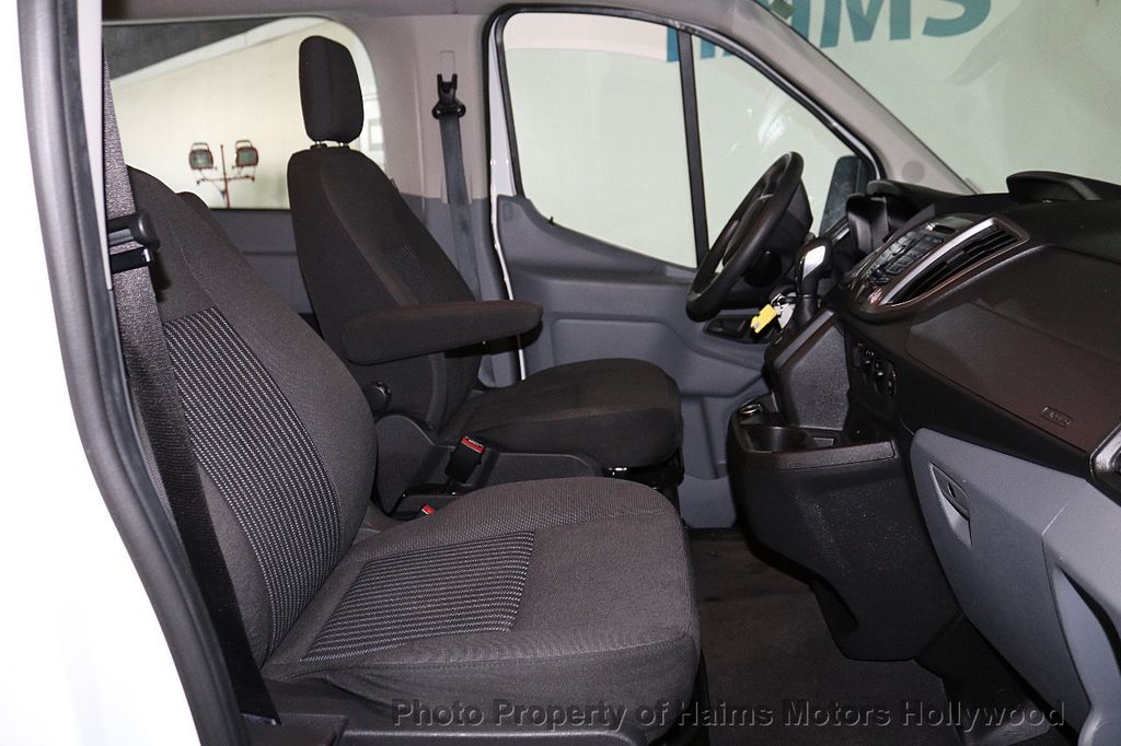 """2018 Ford Transit Passenger Wagon T-350 148"""" Low Roof XLT Swing-Out RH Dr - 18596534 - 13"""