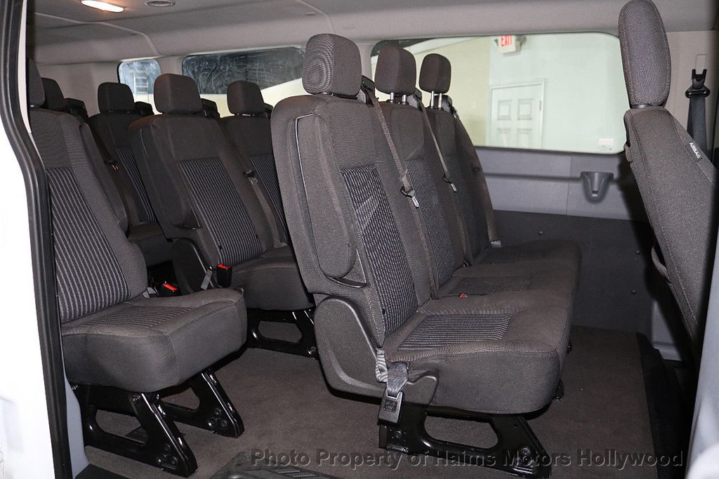 """2018 Ford Transit Passenger Wagon T-350 148"""" Low Roof XLT Swing-Out RH Dr - 18596534 - 14"""