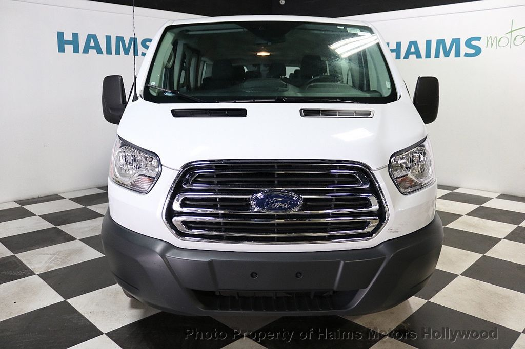 """2018 Ford Transit Passenger Wagon T-350 148"""" Low Roof XLT Swing-Out RH Dr - 18596534 - 2"""