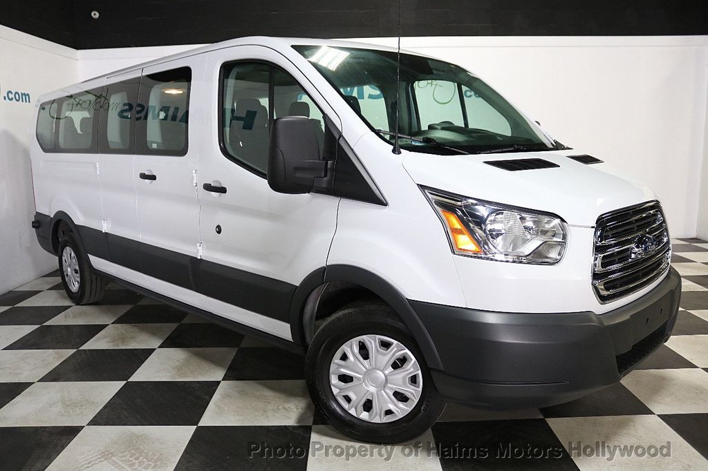 """2018 Ford Transit Passenger Wagon T-350 148"""" Low Roof XLT Swing-Out RH Dr - 18596534 - 3"""