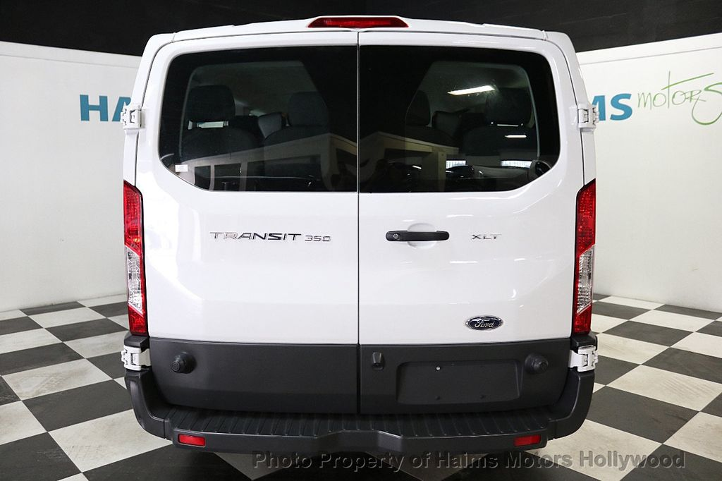 """2018 Ford Transit Passenger Wagon T-350 148"""" Low Roof XLT Swing-Out RH Dr - 18596534 - 5"""