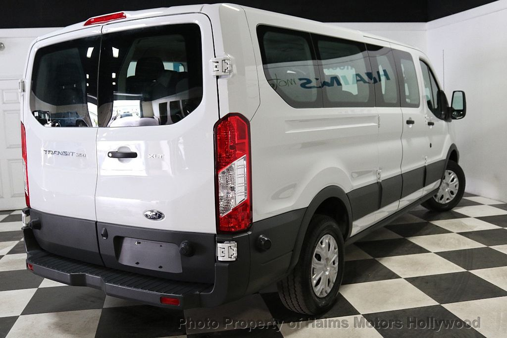 """2018 Ford Transit Passenger Wagon T-350 148"""" Low Roof XLT Swing-Out RH Dr - 18596534 - 6"""