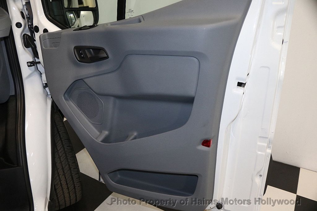 "2018 Ford Transit Van T-150 130"" Low Rf 8600 GVWR Swing-Out RH Dr - 17536418 - 13"