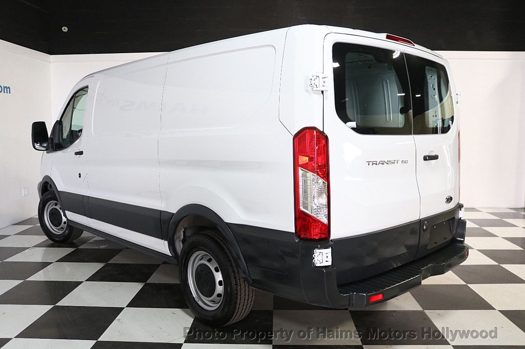 "2018 Ford Transit Van T-150 130"" Low Rf 8600 GVWR Swing-Out RH Dr - 17536418 - 4"