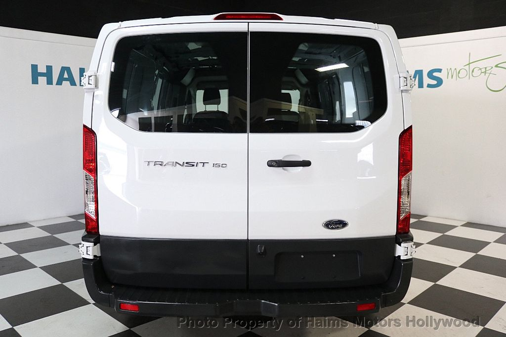 "2018 Ford Transit Van T-150 130"" Low Rf 8600 GVWR Swing-Out RH Dr - 17536418 - 5"