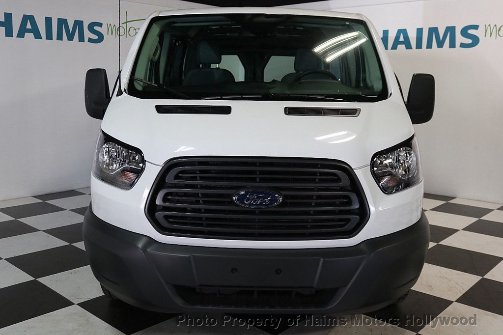"2018 Ford Transit Van T-150 130"" Low Rf 8600 GVWR Swing-Out RH Dr - 17656285 - 2"