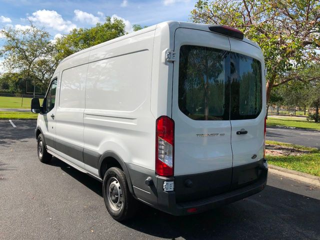 "2018 Ford Transit Van T-150 148"" Med Rf 8600 GVWR Sliding RH Dr - Click to see full-size photo viewer"