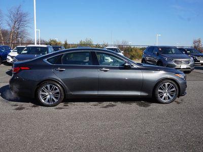 2018 Genesis G80 3.8 Sedan - Click to see full-size photo viewer