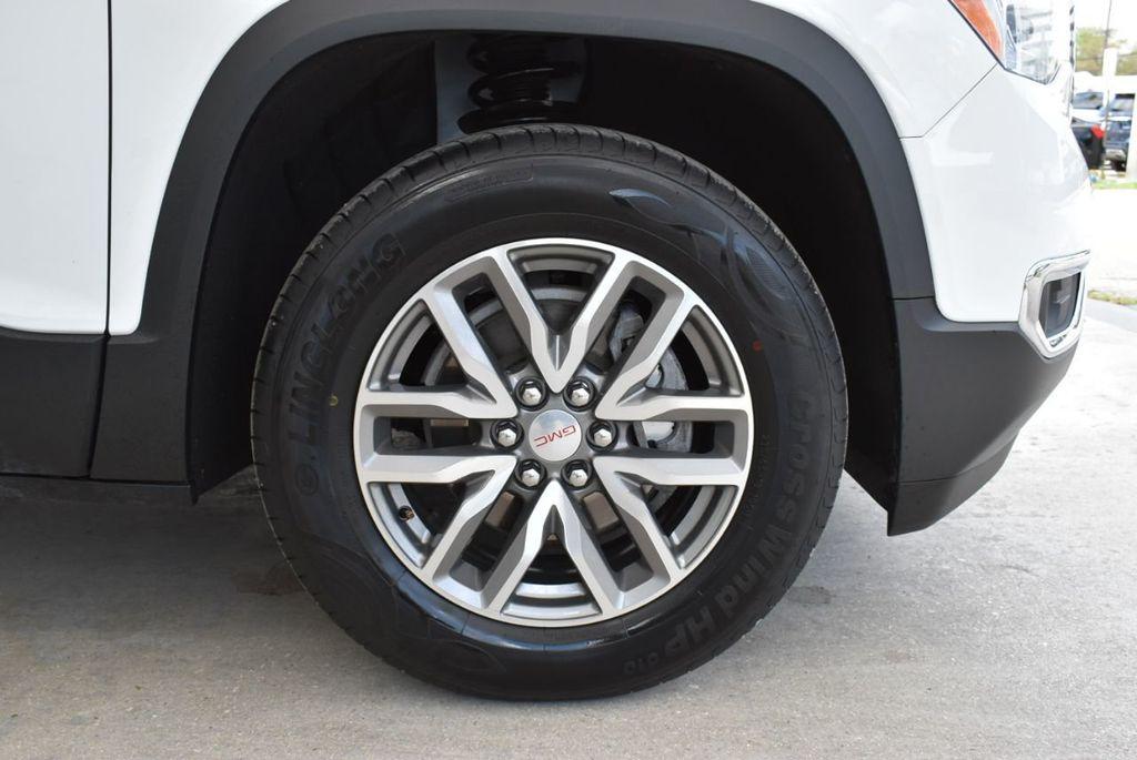 2018 GMC Acadia AWD 4dr SLE w/SLE-2 - 18637805 - 9