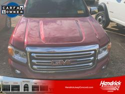 2018 GMC Canyon - 1GTG5CEN7J1276886