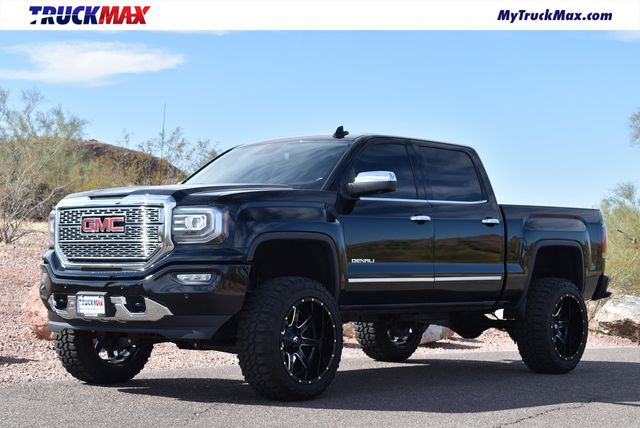 2018 Gmc Sierra 1500 Tis 544v Mcgaughys Suspension Lift 9in |Lifted Gmc Sierra