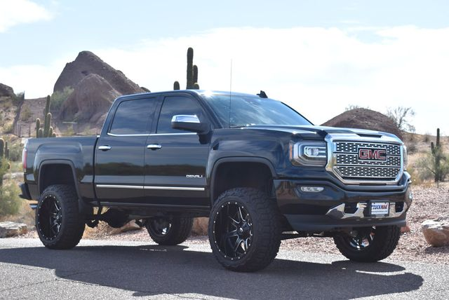 Lifted Gmc Sierra >> 2018 Gmc Sierra 1500 Lifted 18 Gmc Sierra 1500 Denali Only 7k Miles