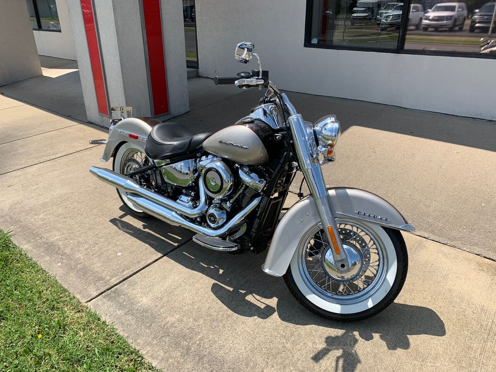 Harley Davidson Used >> 2018 Used Harley Davidson Softail Heritage Deluxe At Allen Auto Sales Serving Paducah Ky Iid 19092104