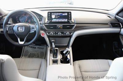2018 Honda Accord Sedan SEDAN 4DR SDN EX-L CVT 1.5 Sedan - Click to see full-size photo viewer