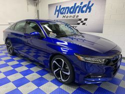 2018 Honda Accord Sedan - 1HGCV1F39JA193428