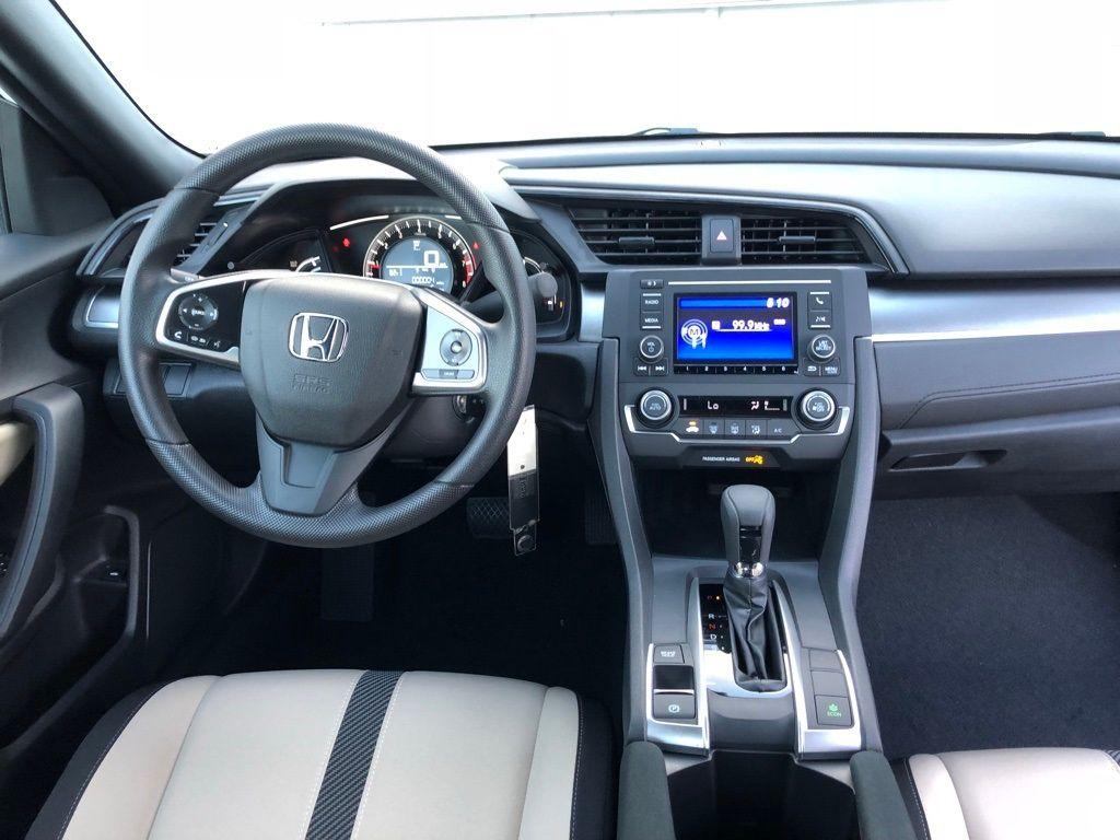 2018 Honda Civic Coupe LX CVT - 18150170 - 15