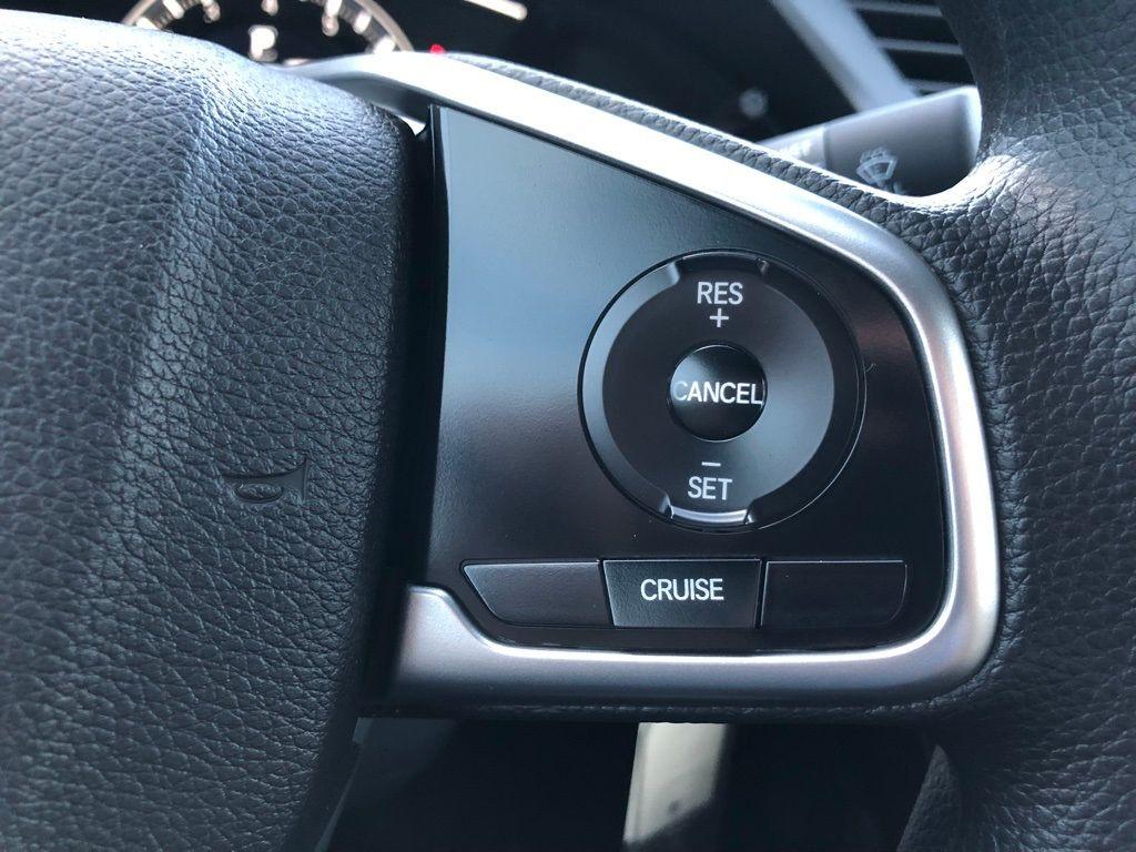 2018 Honda Civic Coupe LX CVT - 18150170 - 19