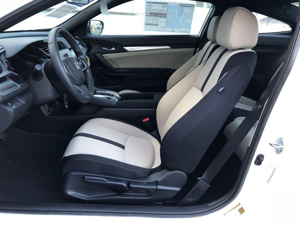 2018 Honda Civic Coupe LX CVT - 18150170 - 24