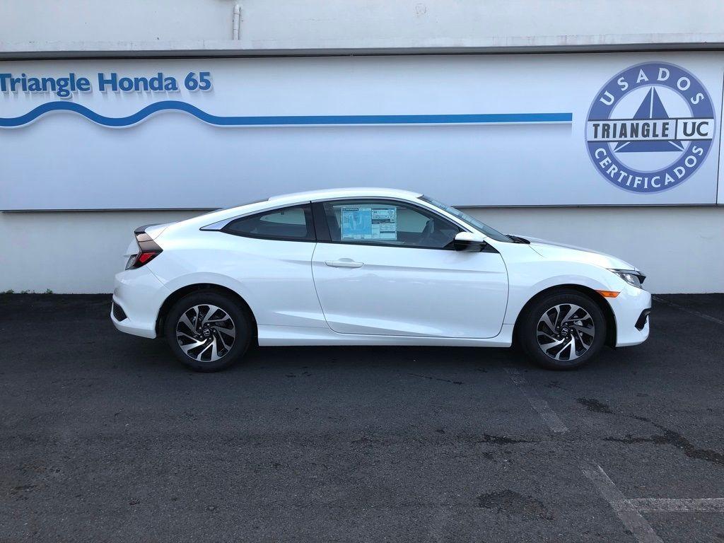 2018 Honda Civic Coupe LX CVT - 18150170 - 2