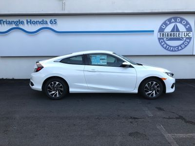 2018 Honda Civic Coupe LX CVT Coupe - Click to see full-size photo viewer