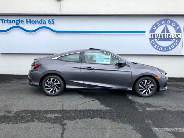 2018 Honda Civic Coupe LX-P CVT - 18083283 - 2
