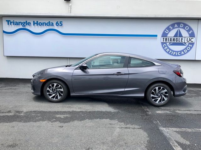 2018 Honda Civic Coupe LX-P CVT - 18083283 - 4