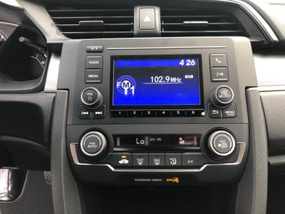2018 Honda Civic Coupe LX-P CVT Coupe - Click to see full-size photo viewer