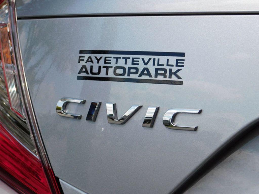 2018 Honda Civic Sedan EX CVT   18140730   12