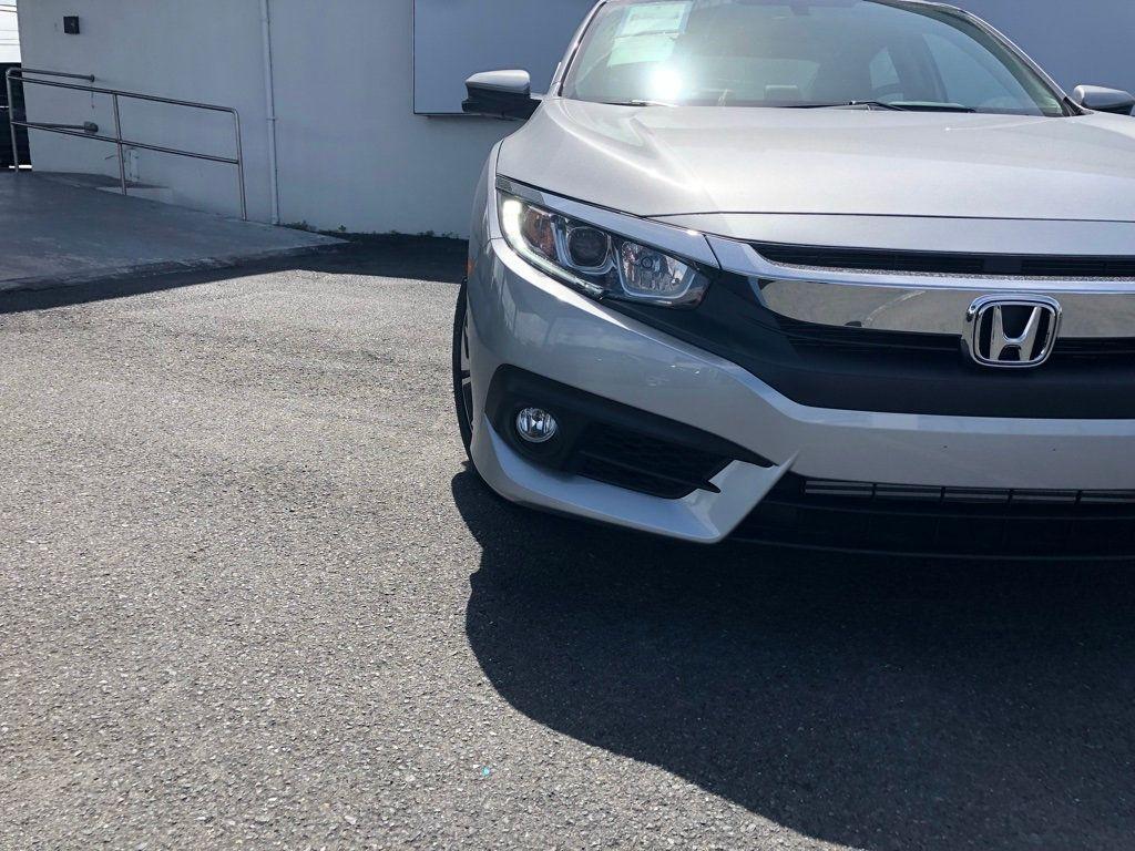 2018 Honda Civic Sedan EX-L CVT w/Navigation - 18150150 - 10