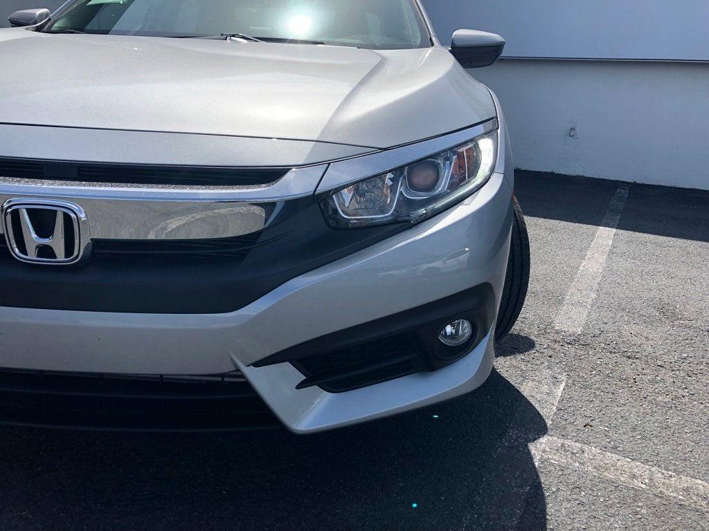 2018 Honda Civic Sedan EX-L CVT w/Navigation - 18150150 - 11