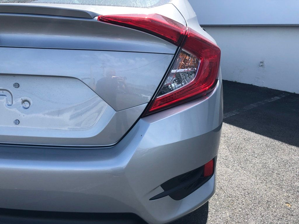 2018 Honda Civic Sedan EX-L CVT w/Navigation - 18150150 - 13