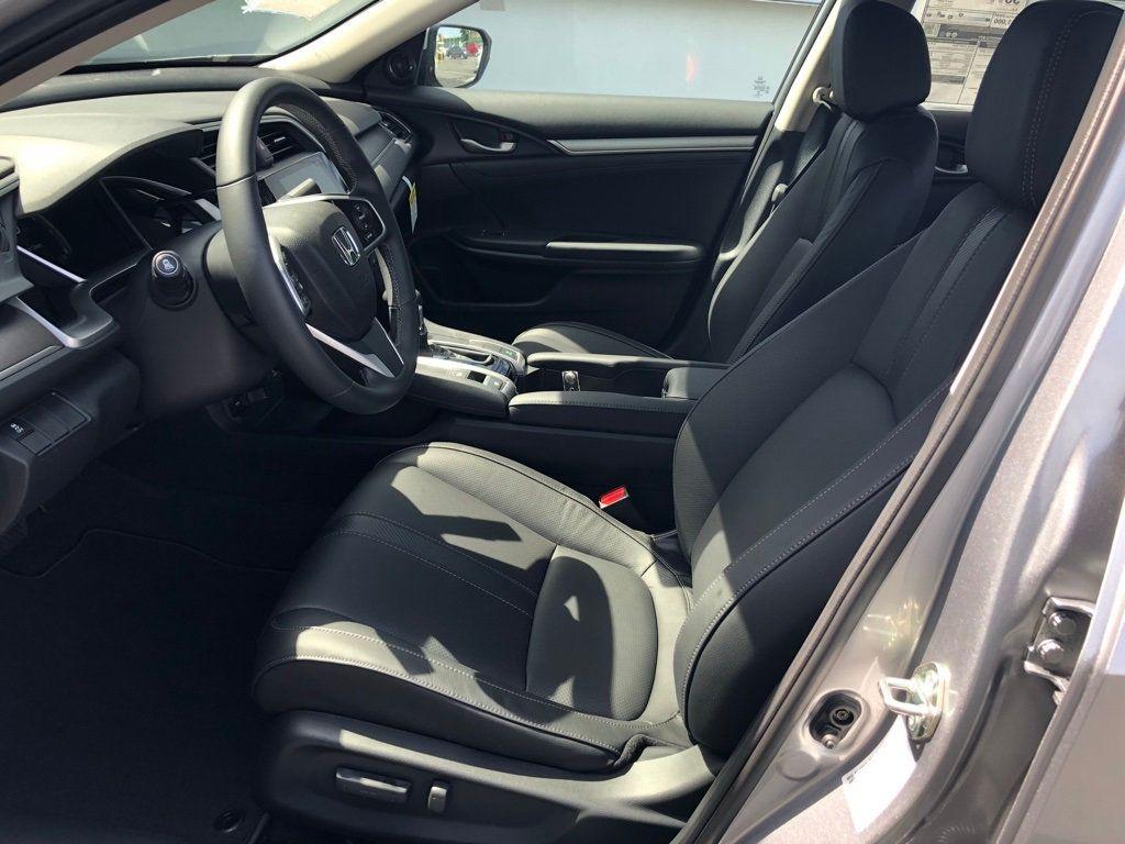 2018 Honda Civic Sedan EX-L CVT w/Navigation - 18150150 - 14