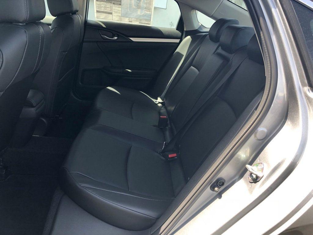 2018 Honda Civic Sedan EX-L CVT w/Navigation - 18150150 - 15