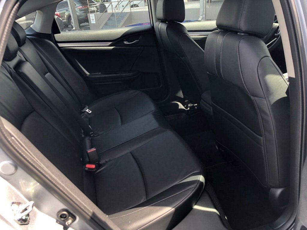2018 Honda Civic Sedan EX-L CVT w/Navigation - 18150150 - 16