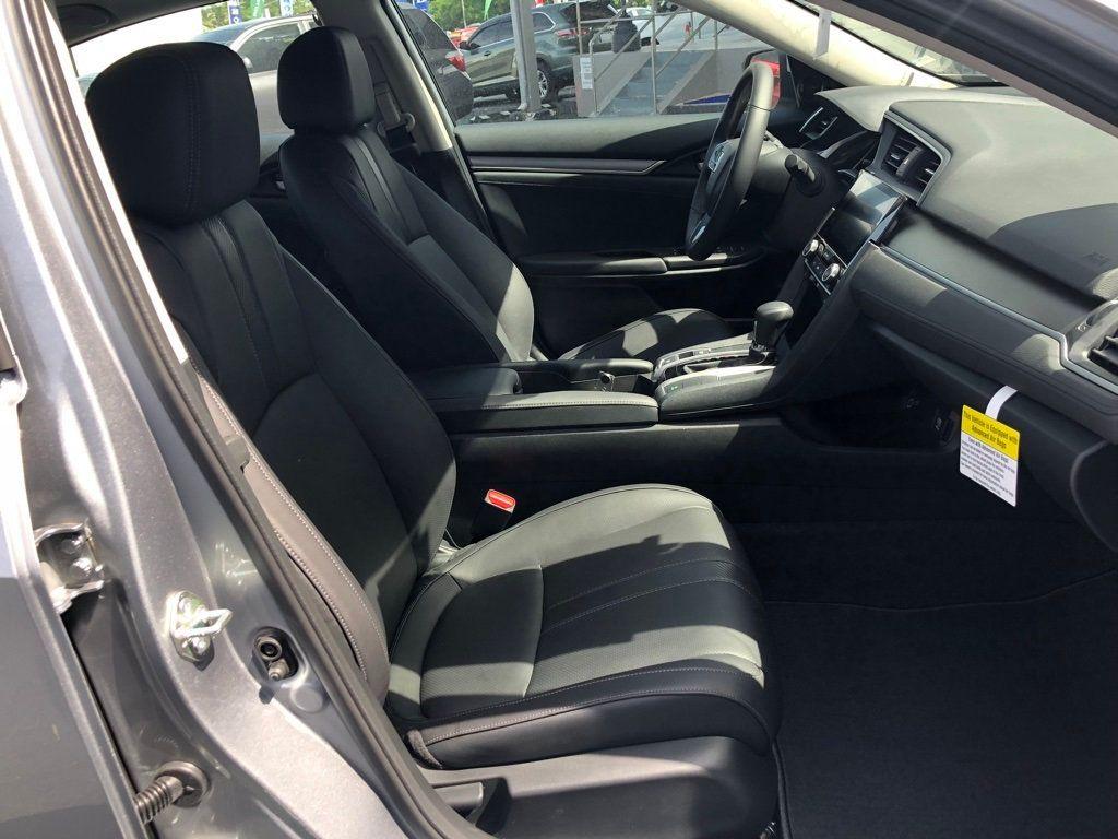 2018 Honda Civic Sedan EX-L CVT w/Navigation - 18150150 - 17