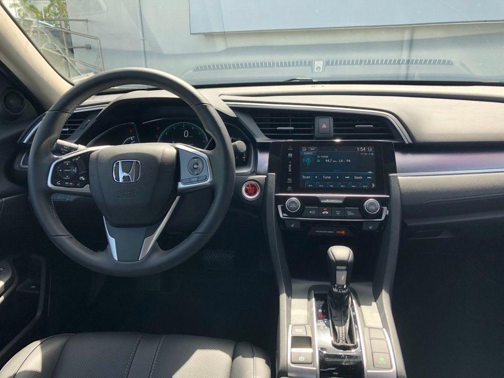 2018 Honda Civic Sedan EX-L CVT w/Navigation - 18150150 - 18