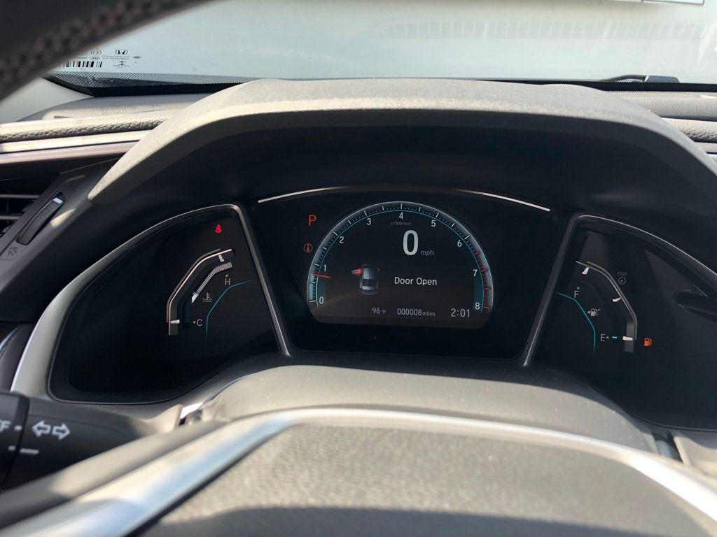 2018 Honda Civic Sedan EX-L CVT w/Navigation - 18150150 - 19