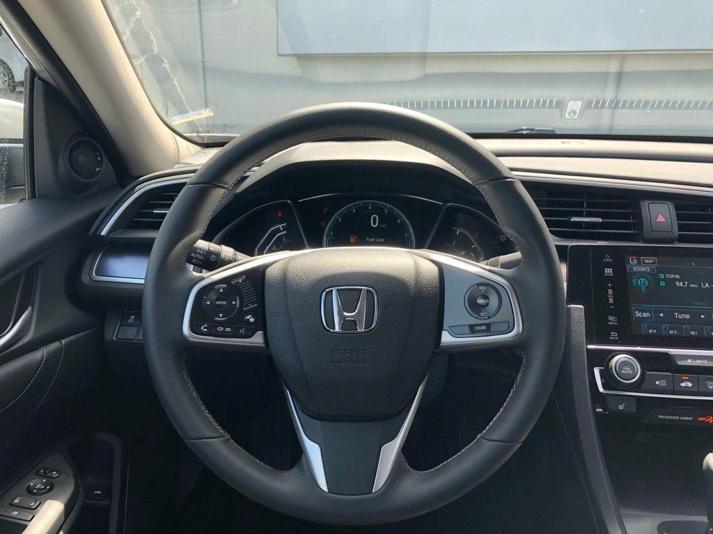 2018 Honda Civic Sedan EX-L CVT w/Navigation - 18150150 - 20
