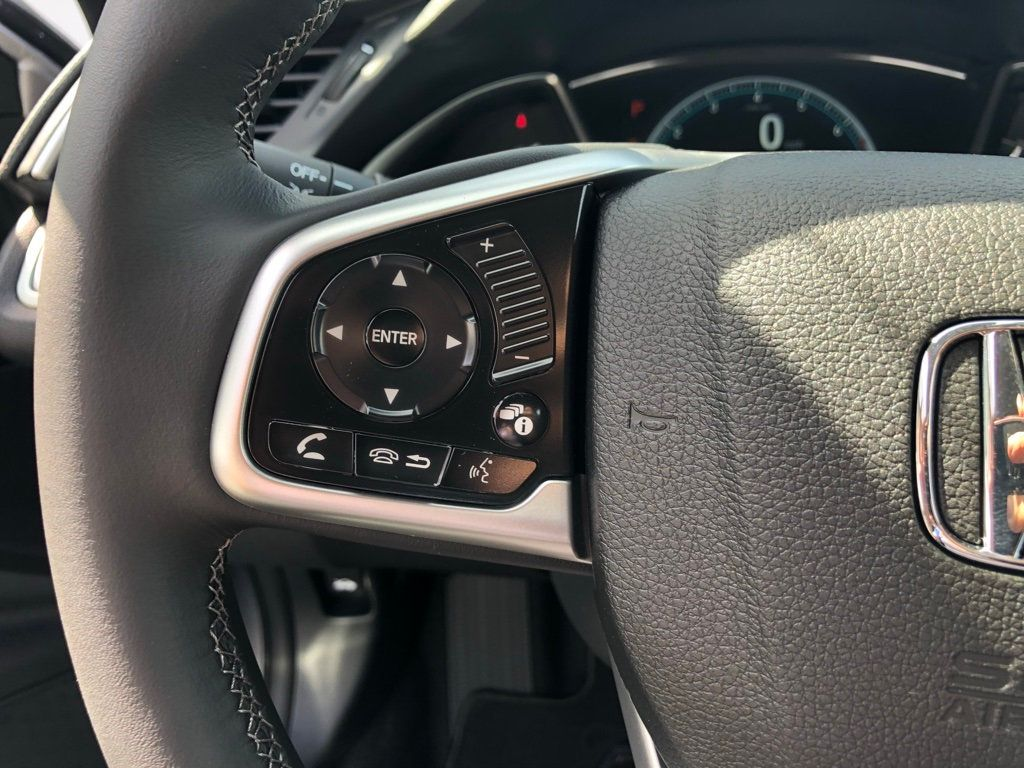 2018 Honda Civic Sedan EX-L CVT w/Navigation - 18150150 - 21