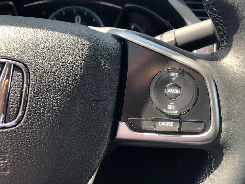 2018 Honda Civic Sedan EX-L CVT w/Navigation - 18150150 - 22