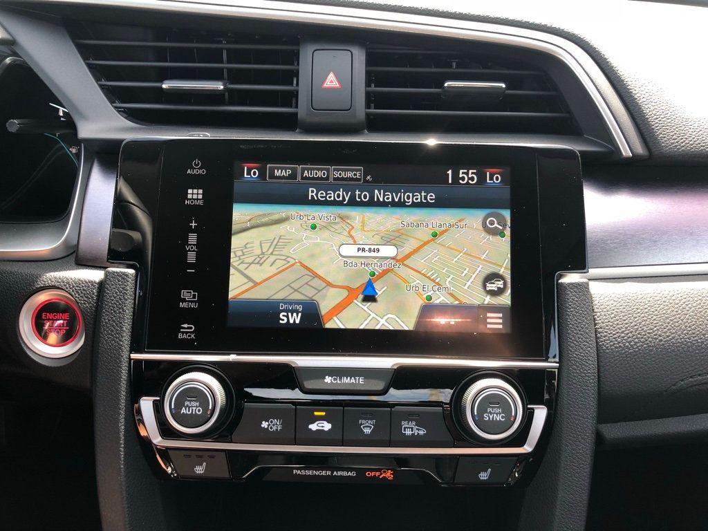 2018 Honda Civic Sedan EX-L CVT w/Navigation - 18150150 - 24