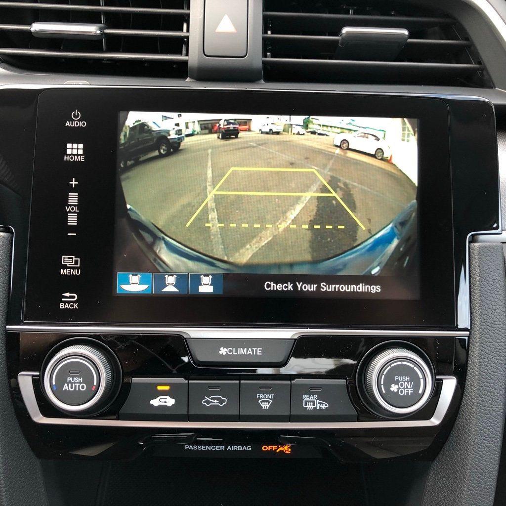 2018 Honda Civic Sedan EX-L CVT w/Navigation - 18150150 - 25