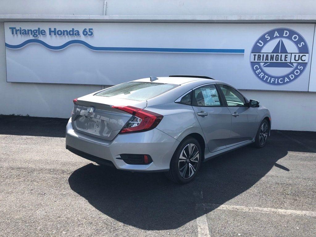 2018 Honda Civic Sedan EX-L CVT w/Navigation - 18150150 - 3