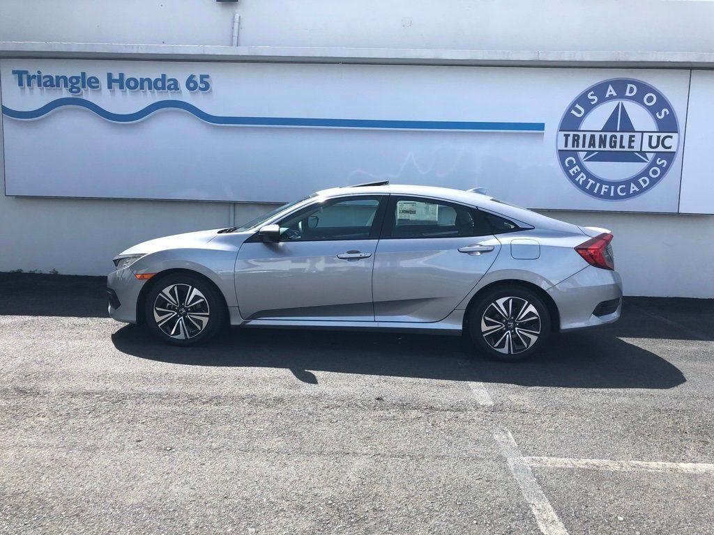 2018 Honda Civic Sedan EX-L CVT w/Navigation - 18150150 - 5
