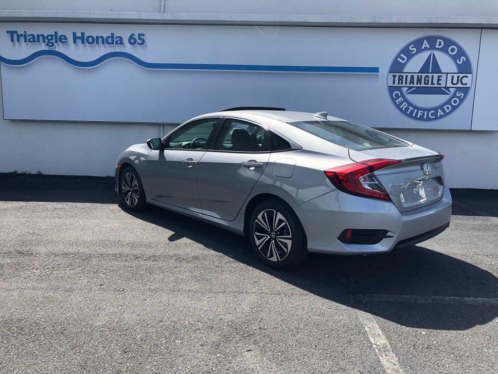 2018 Honda Civic Sedan EX-L CVT w/Navigation - 18150150 - 6